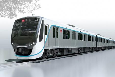 東急目黒線新型車両「3020系」イメージ