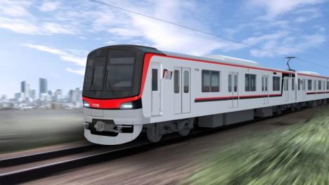 東武鉄道「70090型」イメージ