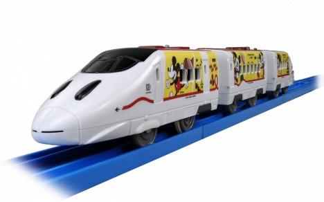 ミッキー新幹線 プラレール