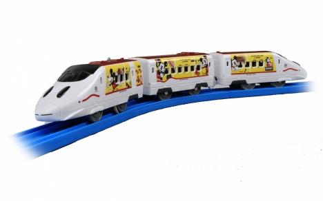 ミッキー新幹線 プラレール 2