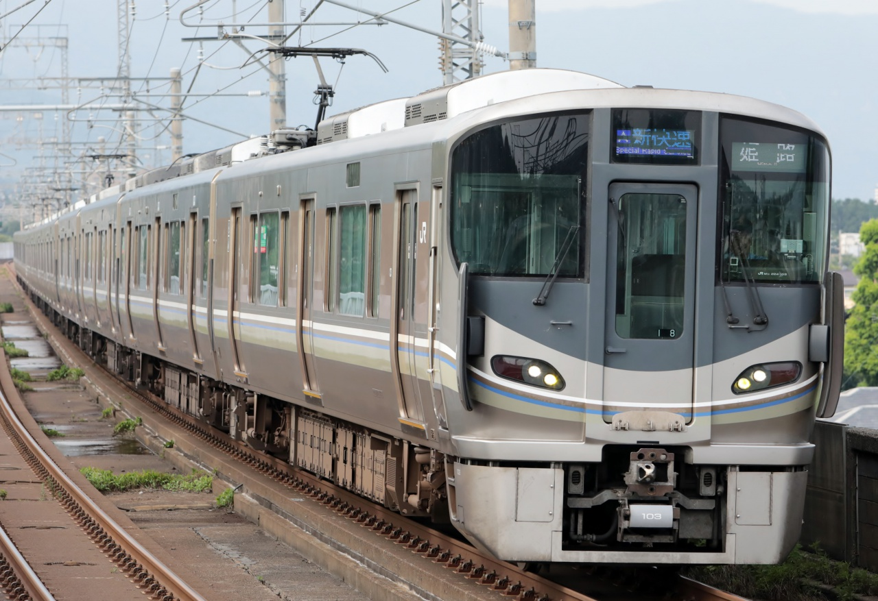 JR西日本、201系運行終了へ JR京都・神戸線に225系を投入   鉄道 ...